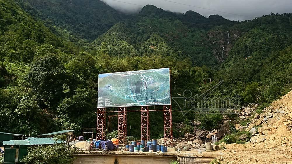 Thực hư việc Lai Châu xây biệt thự trên đất rừng phòng hộ Hoàng Liên Sơn