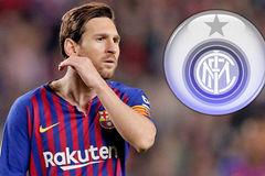 Chủ tịch 27 tuổi bốc Messi về Inter, Real Madrid vẫy gọi Salah