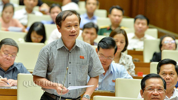 Đại biểu Quốc hội,đạo đức xuống cấp,Phạm Tất Thắng,Nguyễn Thị Thu Hà,ném con ở Linh Đàm