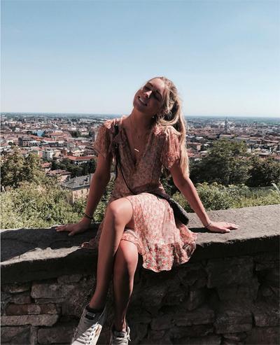 Con gái người mẫu xinh như thiên thần của danh thủ Luis Figo