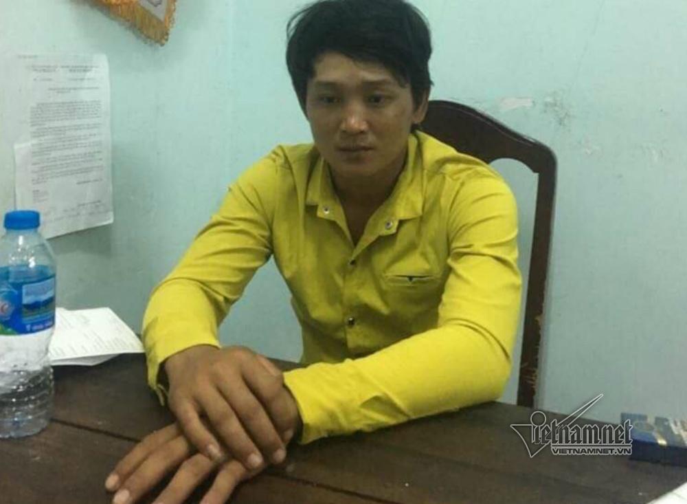 hiếp dâm trẻ em,Bình Thuận