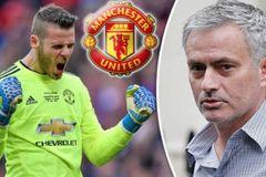 MU đánh bạc với De Gea, Mourinho hối hận đã muộn