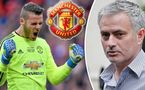 Mourinho thách MU sa thải, De Gea phá vỡ im lặng