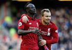 """Salah và Mane lập công, Liverpool đại thắng """"bốn sao"""""""