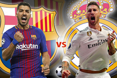 Kèo Barca vs Real Madrid: Siêu kinh điển một chiều