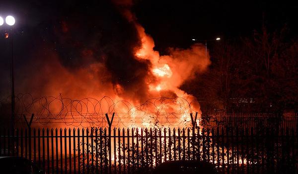 Trực thăng phát nổ, chưa rõ tình trạng tỷ phú Thái Lan của Leicester