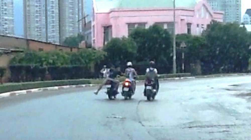 cướp giật,cướp giật tài sản,Sài Gòn