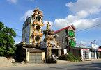 Ngôi nhà phong thủy kì quái ở Hưng Yên, sự 'biến hình' khó lường