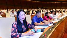 Quốc hội bước vào tuần làm việc bận rộn