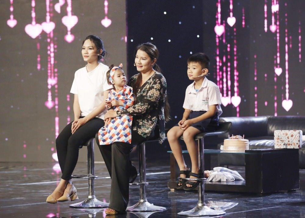 Thanh Tú: Những cảnh nóng của mẹ Kiều Trinh không phải để câu khách