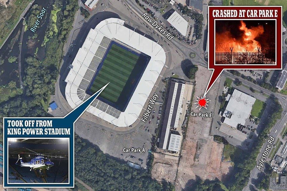 Chân dung tỉ phú có trực thăng nổ tung bên ngoài sân nhà Leicester City - ảnh 1