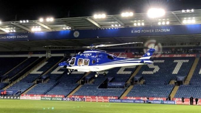 Chân dung tỉ phú có trực thăng nổ tung bên ngoài sân nhà Leicester City