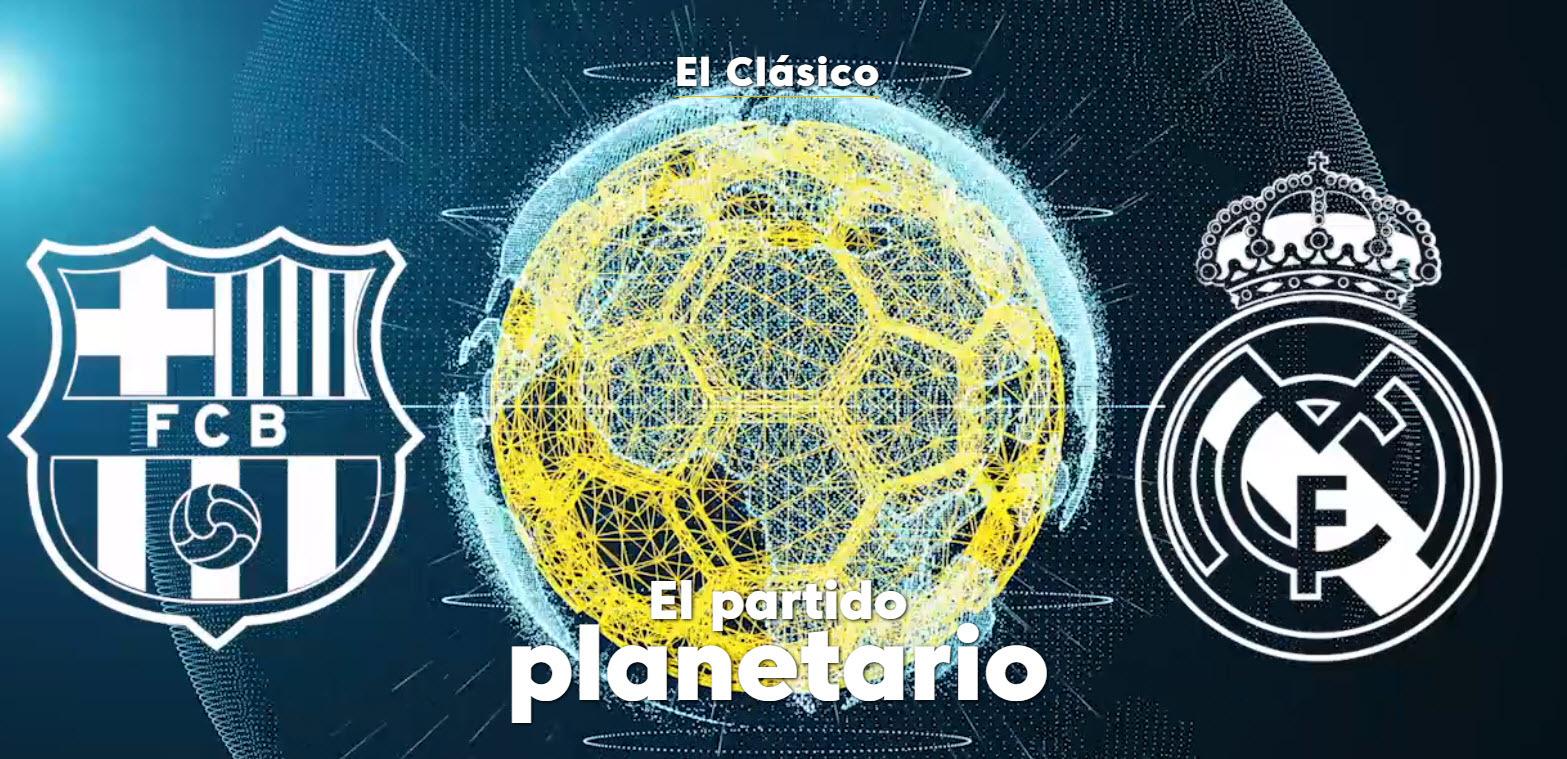 Siêu kinh điển - El Classico