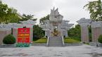 Tới thăm khu tưởng niệm liệt sĩ tại Bảo tàng đường Hồ Chí Minh