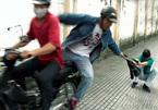 Bắt 2 kẻ cướp giật khiến cô gái ngã xe, tử vong ở Sài Gòn