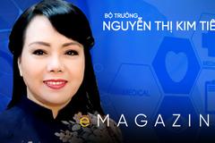 Ấn tượng phiếu tín nhiệm của nữ Bộ trưởng duy nhất