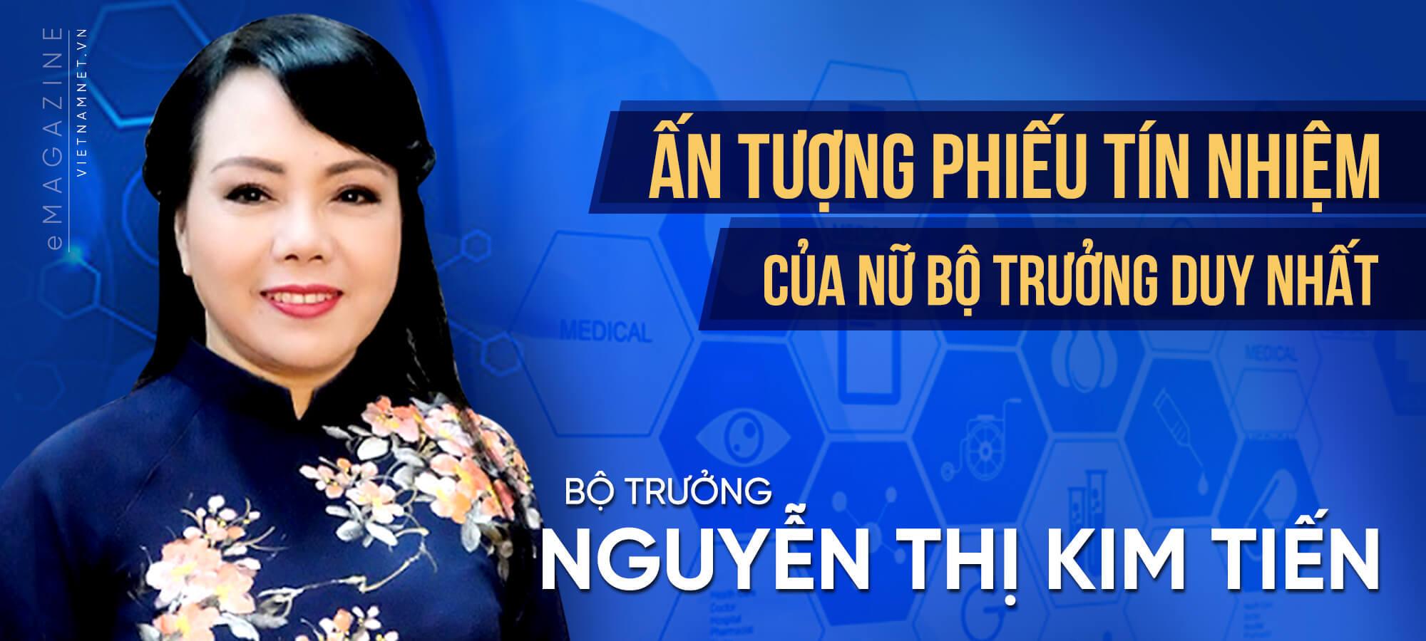 phiếu tín nhiệm,Bộ trưởng Y tế,Nguyễn Thị Kim Tiến,lấy phiếu tín nhiệm