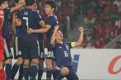 U19 Nhật Bản dập tắt giấc mơ World Cup của U19 Indonesia