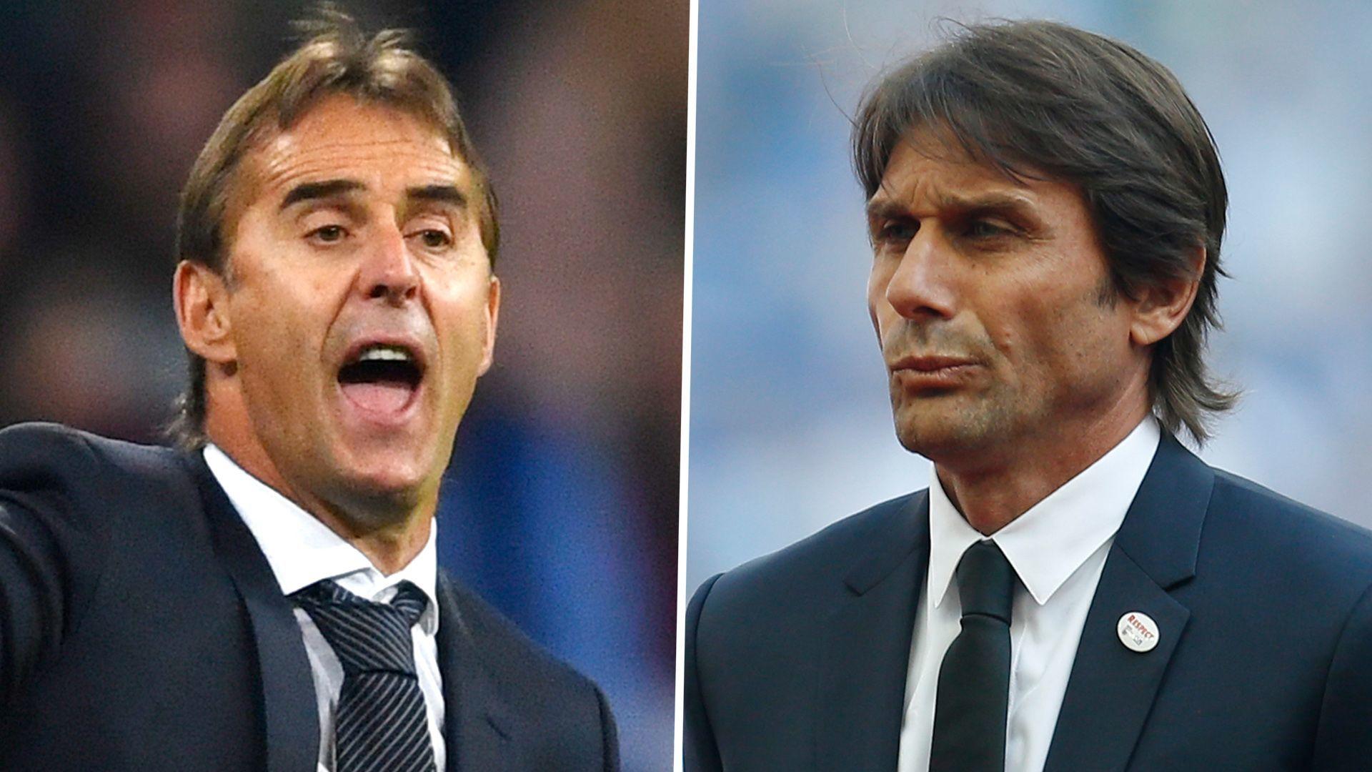 Real sa thải Lopetegui, bổ nhiệm Conte hôm nay