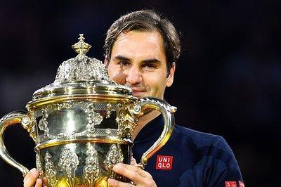 Federer giành danh hiệu ATP thứ 99 trong sự nghiệp