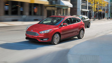 Gần 1,5 triệu xe Ford Focus bị lỗi chết máy đột ngột