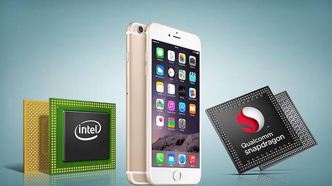 Qualcomm đòi Apple trả 7 tỉ USD tiền bản quyền công nghệ