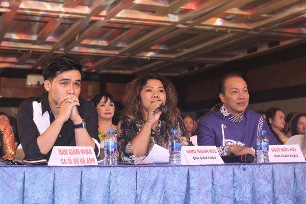 3 thí sinh xuất sắc nhất cuộc thi giọng ca vàng - Tìm kiếm gương mặt đại diện HB nhận giải thưởng 1,3 tỷ đồng