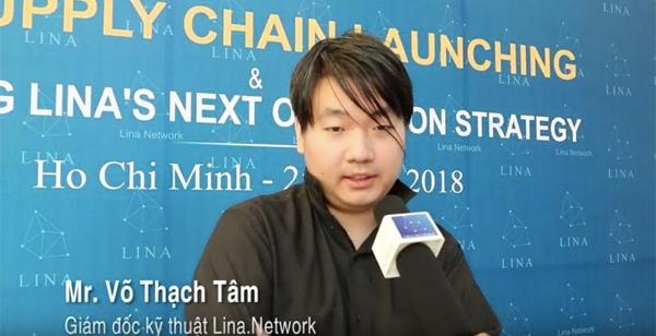 Lina Network ra mắt ứng dụng Supply Chain trên nền tảng 4.0