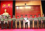 Công bố quyết định thành lập Đảng bộ Cục Đối ngoại, Bộ Công an