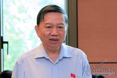 Bộ trưởng Công an: Chưa có kết luận vụ gian lận điểm thi THPT