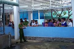Nữ cán bộ trạm y tế nhảy lầu tử vong tại bệnh viện tỉnh