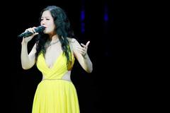 Đinh Hiền Anh da diết trong 'liveshow cuộc đời' của Tú Dưa