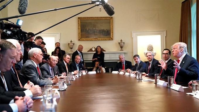 Ông Trump sẽ mất hàng loạt 'tướng'?