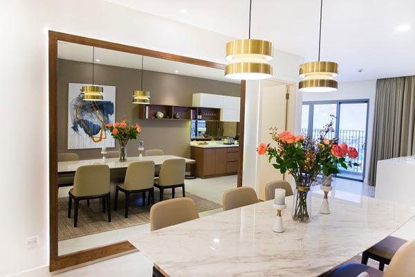Sở hữu căn hộ ven Hồ Tây chỉ từ 33 triệu đồng/m2