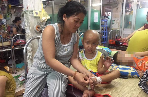 ung thư hạch bạch huyết,hoàn cảnh khó khăn,bệnh hiểm nghèo,từ thiện vietnamnet