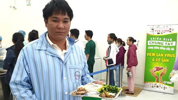 Doanh nghiệp và bệnh viện hợp tác hỗ trợ bệnh nhân gan