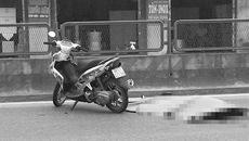 Tông chết cô gái người Mỹ đi xe máy, lái xe container bỏ trốn