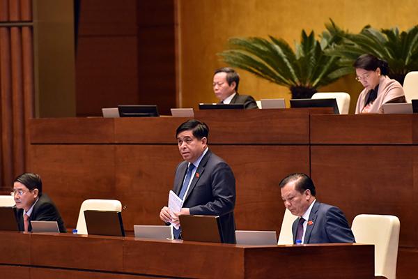 đầu tư công,Nguyễn Chí Dũng,Bộ trưởng Kế hoạch Đầu tư