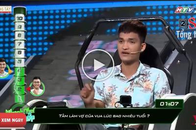 Trấn Thành, Trường Giang cũng phải bó tay khi người ngoài hành tinh chơi gameshow
