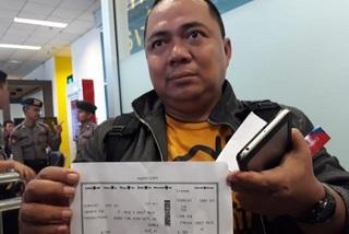 May mắn sống sót vụ máy bay Indonesia nhờ tắc đường
