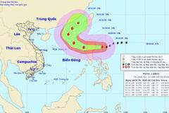 Dự báo thời tiết 30/10: Siêu bão Yutu gây mưa, gió giật cấp 15