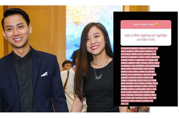 Sao Việt ngày 30/10: Bạn gái Hoài Lâm bật mí lý do nam ca sĩ dừng việc ca hát