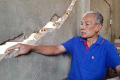 Vụ nổ mìn nứt nhà dân: Xác minh 3 gia đình nhận đền bù tiền tỉ