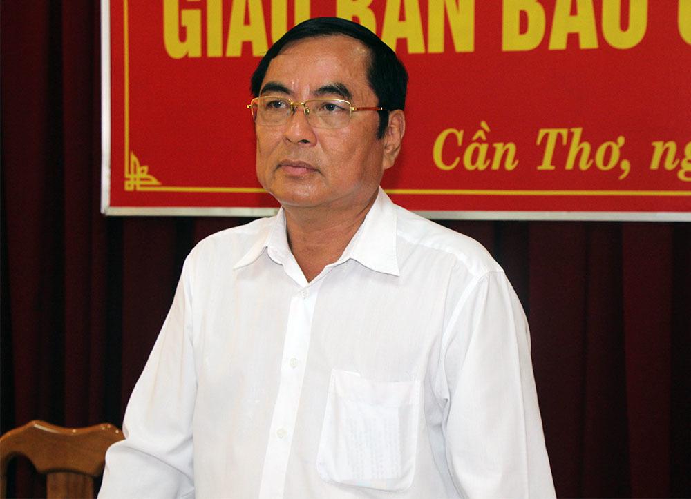 Cần Thơ nói về việc ông Trương Quang Hoài Nam bị 'moi móc' chuyện cũ