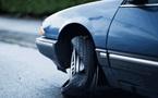Cách xử lý khi nổ lốp xe ô tô trên đường cao tốc