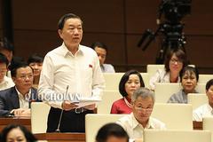 Bộ trưởng Công an lý giải việc tăng đình chỉ vụ án