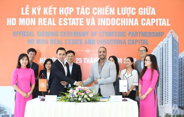 Indochina Capital phân phối dự án cao cấp mới nhất ở Mỹ Đình