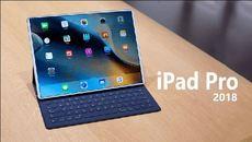 iPad Pro 2018 có thiết kế tương tự iPhone 5
