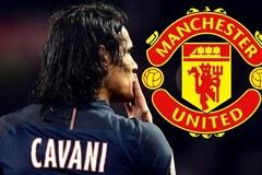 MU muốn có Cavani, Juventus lấy sao Man City
