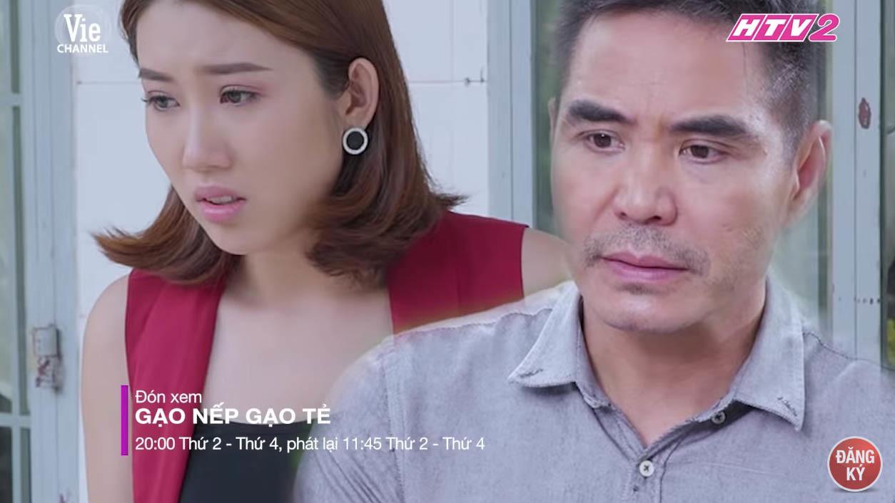 'Gạo nếp gạo tẻ' tập 77: Gia đình Thuý Ngân hỗn loạn khi chủ nợ đến siết nhà